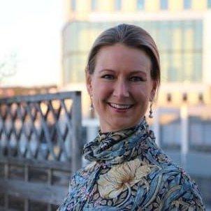 Maria Zellén HR Manager ST1